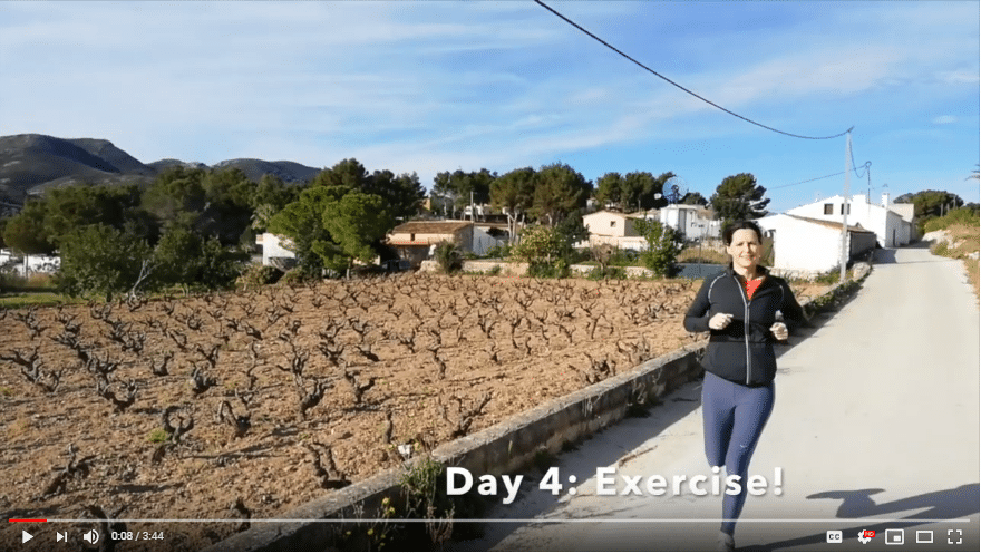Brain Awareness Week – Day 4 – EXERCISE