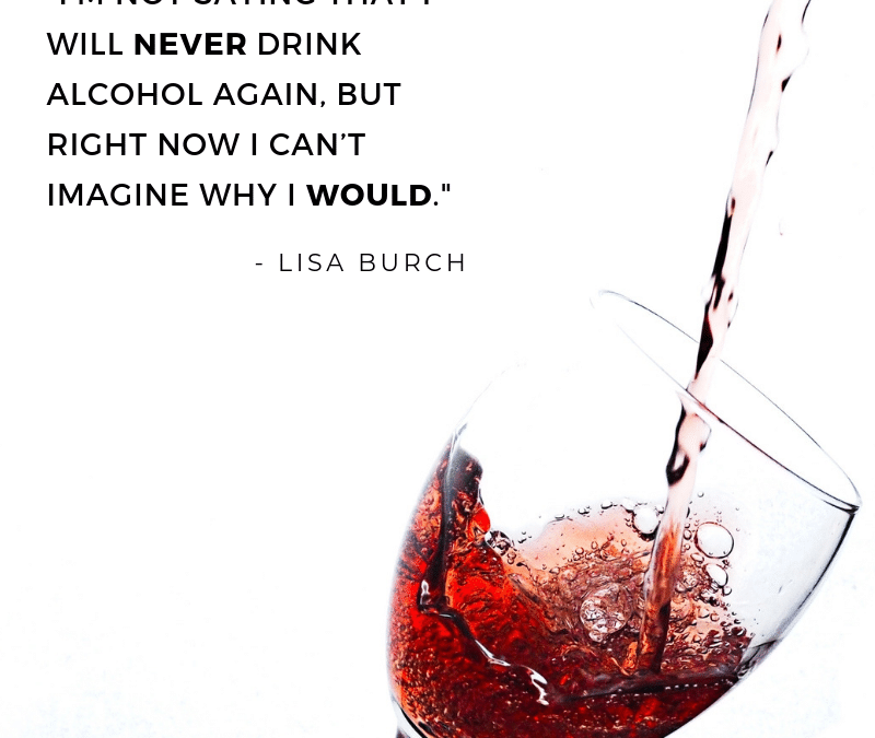 A day without wine seemed impossible