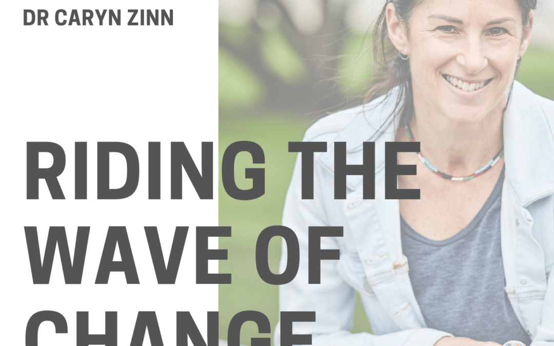 Season 1, Episode 5: Riding the Wave of Change