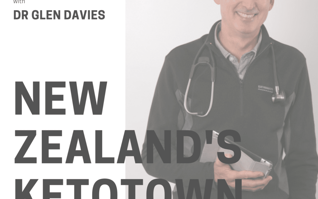 Season 1, Episode 3: New Zealand's Ketotown