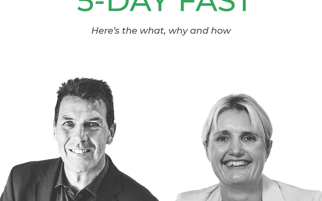 5-day fast – here's the what, why and how
