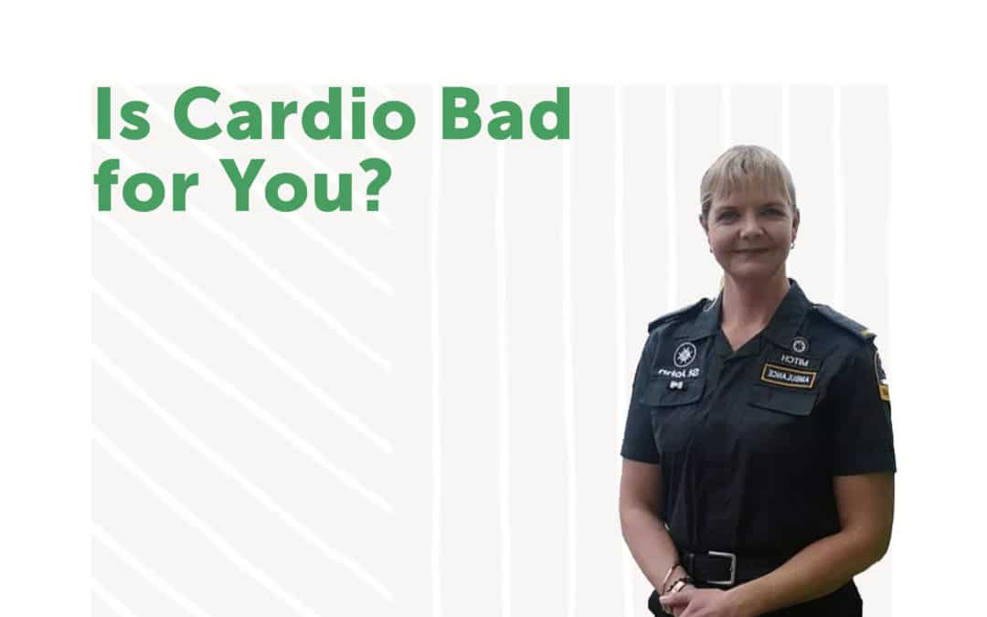 Is Cardio Bad for You?