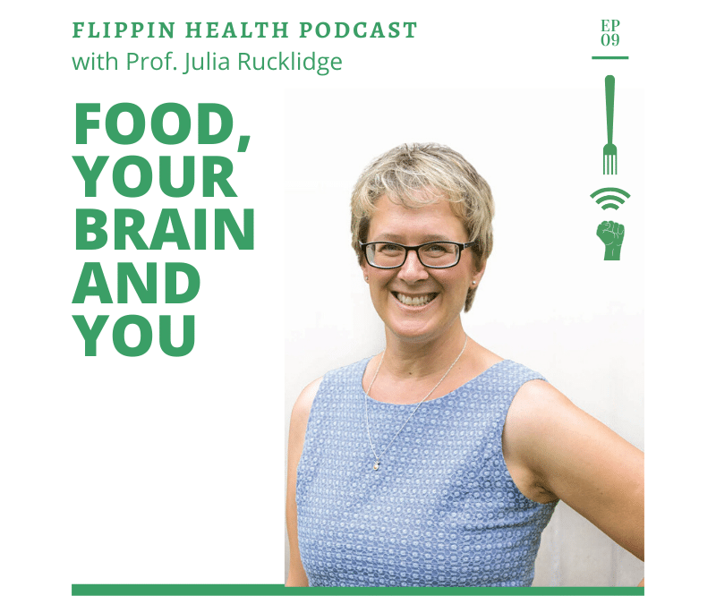Flippin Health Episode 09: Professor Julia Rucklidge