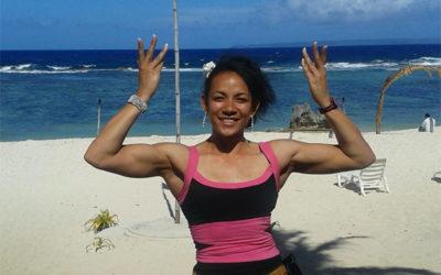 Health Coach of the week – Telesia Fa Macnamara
