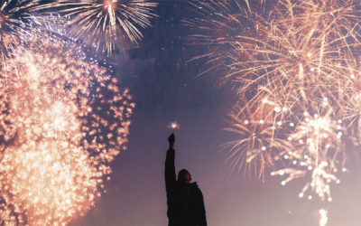 Top tips for making successful New Year's resolutions