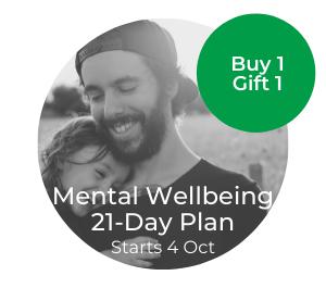 Mental Wellbeing Plan starts 4 Oct